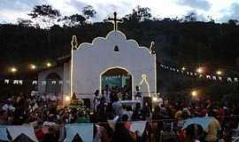 Rocha Cavalcante - Igreja de Pascom Nossa Senhora de Lourdes - Rocha Cavalcante