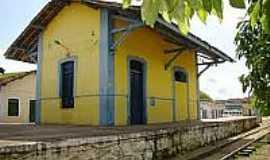 Rocha Cavalcante - Estação ferroviária-Foto:aterradaliberdade 2