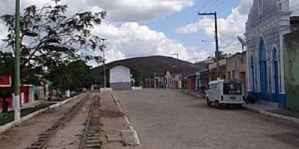 Centro de Rocha Cavalcante - AL