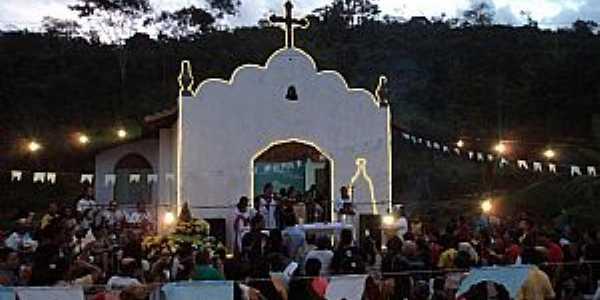 Igreja de Pascom Nossa Senhora de Lourdes - Rocha Cavalcante