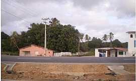 Patacas - Patacas-CE-Entrada da cidade-Foto:Revista Litoral Leste