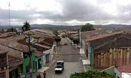 Pedra Branca - Pedra Branca-CE-Rua no centro da cidade-Foto:MACÍLIO GOMES