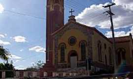 Peixe Gordo - Igreja em Peixe Gordo-Foto:felipegadelha