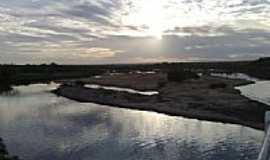 Peixe Gordo - Pôr do Sol no Rio Jaguaribe-Foto:daniel_ce