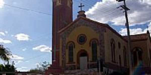 Igreja em Peixe Gordo-Foto:felipegadelha