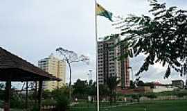 Rio Branco - Pra�a central de Rio Branco-Foto:JEZAFLU=ACRE=BRASIL