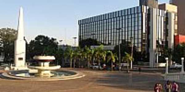 Assembléia Legislativa do Acre em Rio Branco-Foto:JEZAFLU=ACRE=BRASIL