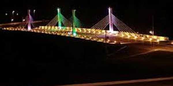 Rio Branco-AC-Ponte Estaiada-Foto:portoimagem.wordpress.com
