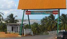 Roteiro - Roteiro-AL-Entrada da Praia do Gunga-Foto:Sergio Falcetti