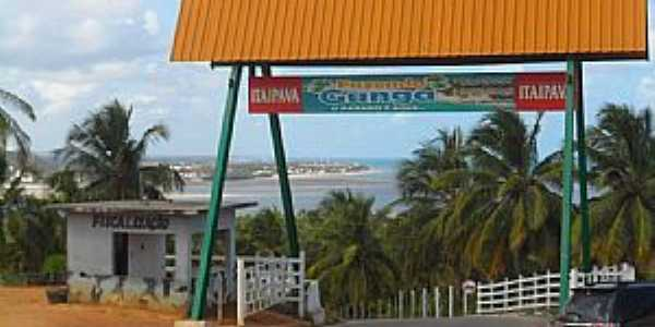 Roteiro-AL-Entrada da Praia do Gunga-Foto:Sergio Falcetti