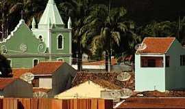 Pereiro - Pereiro-CE-Centro da cidade-Foto:Karl Max Fernandes Freire