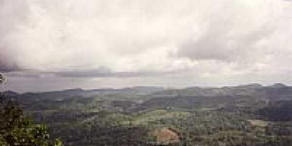 Vista de Pico Alto Pernambuquinho-Foto:Krewinkel-Terto de A…