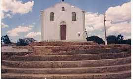 Pindoguaba - Pindoguaba-CE-Igreja sendo restaurada-Foto:pindoguabaemdestaque.