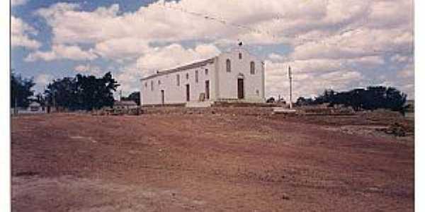 Pindoguaba-CE-Igreja Matriz-Foto:pindoguabaemdestaque.