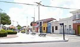Pindoretama - Praça da Matriz-Foto:Claudio Lima