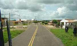 Piquet Carneiro - Piquet Carneiro-CE-Entrada da cidade-Foto:LuizAires