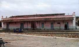 Piquet Carneiro - Piquet Carneiro-CE-Estação Ferroviária-Foto:elieta
