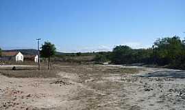 Piquet Carneiro - Piquet Carneiro-CE-Estrada da cidade-Foto:elieta