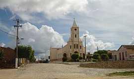 Piquet Carneiro - Piquet Carneiro-CE-Igreja Matriz-Foto:LuizAires