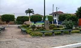Piquet Carneiro - Piquet Carneiro-CE-Praça central-Foto:elieta