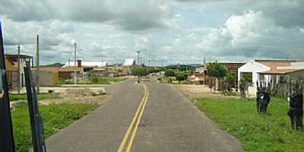 Piquet Carneiro-CE-Entrada da cidade-Foto:LuizAires