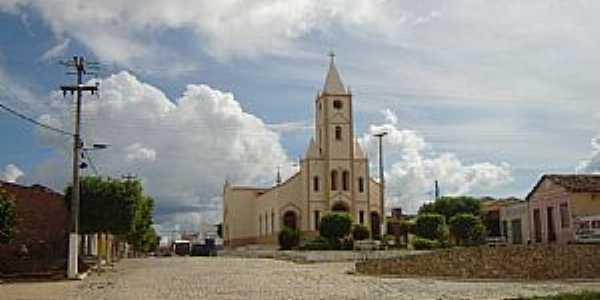 Piquet Carneiro-CE-Igreja Matriz-Foto:LuizAires