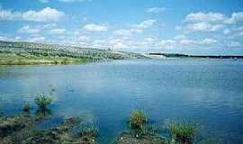 Pirabibu - Pirabibu-CE-Açude ou barragem-Foto:Wikimapia
