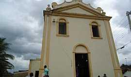 Santa Efigênia - Santa Efigênia-AL-Igreja de Santa Efegênia-Foto:santaefigeniacapela-al.