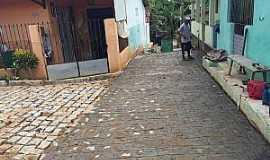 Santa Efig�nia - Santa Efig�nia-AL-Obras no centro da cidade-Foto:alagoasempauta.com.br