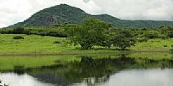 Barragem em Pitombeira-Foto:edaparicio