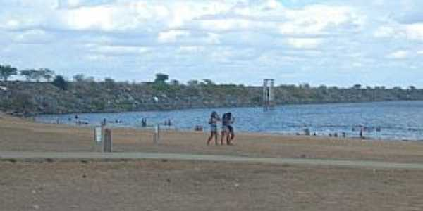 Poço Grande-CE-Praia do Complexo turístico-Foto:avozdocampo.