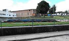 Santa Luzia do Norte - Espaço Teatro ao Ar-Livre - Paixão de Cristo-Foto:Daniel Fidelis