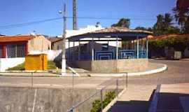Santa Luzia do Norte - Santa Luzia do Norte-AL-Coreto na Praça central-Foto:eudes pessoa