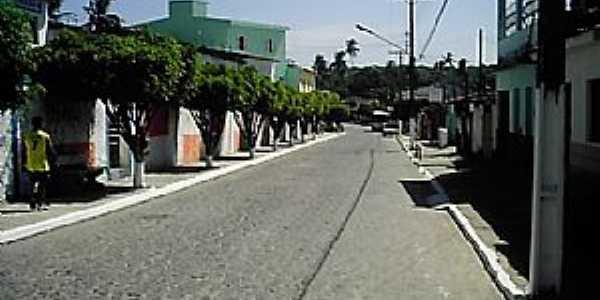 Santa Luzia do Norte-AL-Avenida Benedito Mascarenhas-Foto:eudes pessoa