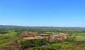 Ponta da Serra - Ponta da Serra-CE-Vista panorâmica aérea-Foto:Antonio Correia Lima