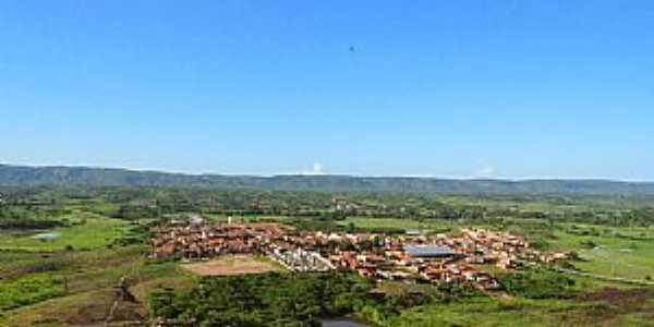 Ponta da Serra-CE-Vista panorâmica aérea-Foto:Antonio Correia Lima