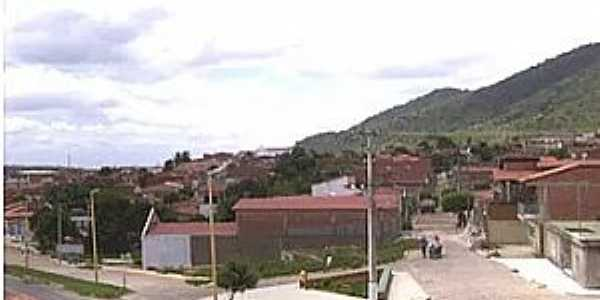 Ponta da Serra-CE-Vista parcial do distrito-Foto:caririnotic.wixsite.com