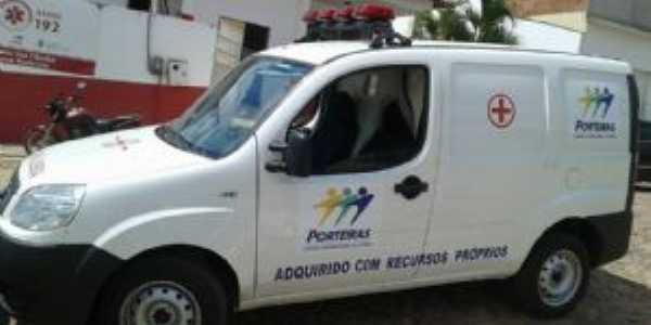 ambulância de porteiras, Por Antonio