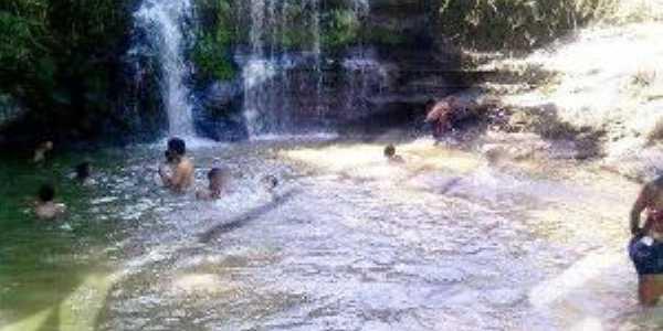 cachoeira da barriguda de porteiras, Por Antonio