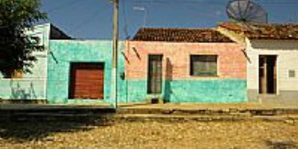 Casario em Poti-Foto: PETRONIO MARQUES