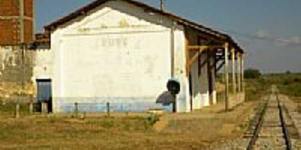 Estação de Poti-Foto: PETRONIO MARQUES