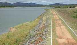 Quitaiús - Quitaiús-CE-Barragem do Rosário-Foto:helio freire da silva