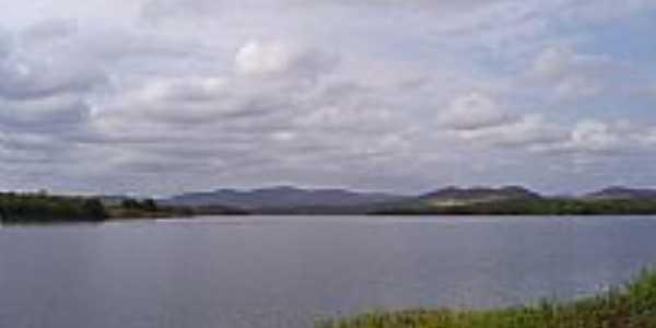 Quitaiús-CE-Represa do Rosário-Foto:professor_pepe