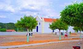 Quiterianópolis - Igreja Centro  foto Por Miquei