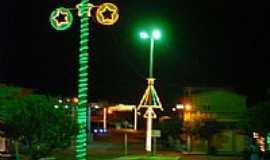 Quiterian�polis - Noite de Natal em  Quiterian�polis  foto Por Miquei