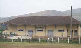 Quiterianópolis - Andrade Pinto-RJ-Estação Ferroviária-Foto:Eugenio C. Nicolau
