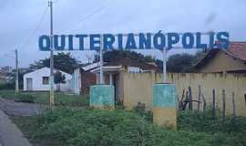 Quiterianópolis - Quiterianópolis-CE-Entrada da cidade cidade-Foto:Antonio Lacerda
