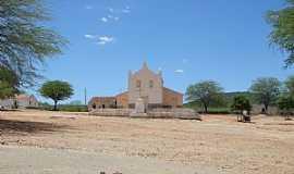 Quiterianópolis - Quiterianópolis-CE-Igreja da Cruz no interior-Foto:Junnior