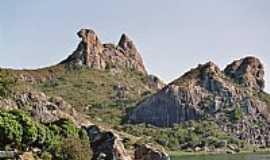 Quixadá - Rochas e a Galinha Choca em Quixadá-CE-Foto:Krewinkel-Terto de A…