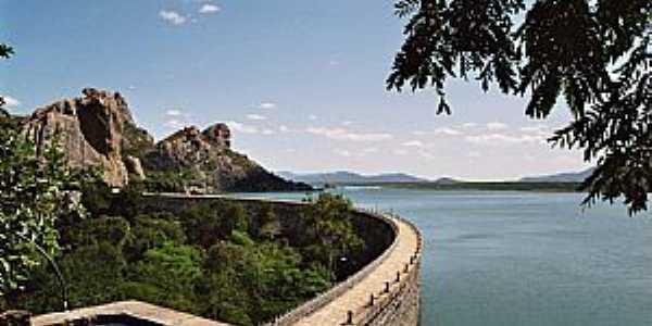Quixadá-CE-Açude do Cedro-Foto:Krewinkel-Terto de Amorim